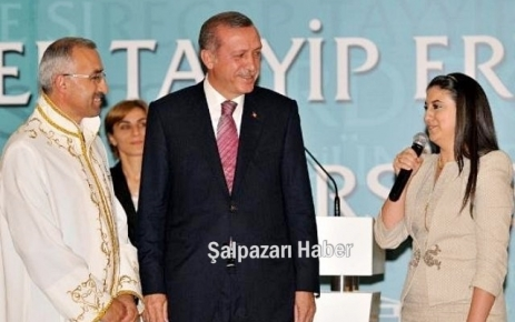 Prof. Dr.Hüseyin Karaman'dan Cumhurbaşkanı Erdoğan'a anlamlı hediye