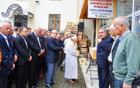 Remzi Cengiz Toprağa Verildi.