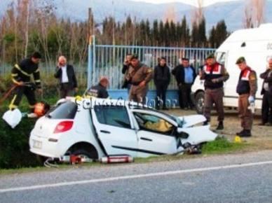 Oğuzhan Karabayır'ın kayınpederi Trafik kazasında hayatını kaybetti.