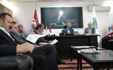 Şalpazarı Belediye Meclisi toplandı