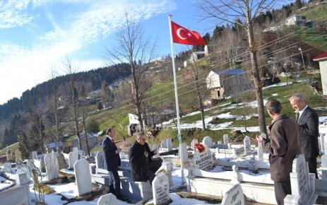 Şalpazarı Belediyesi Şehit ve Gazilerimizi Unutmadı,