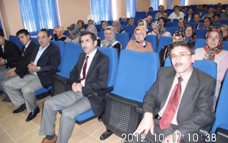 Şalpazarı ÇPL'de Okul Aile Birliği toplantısı yapıldı