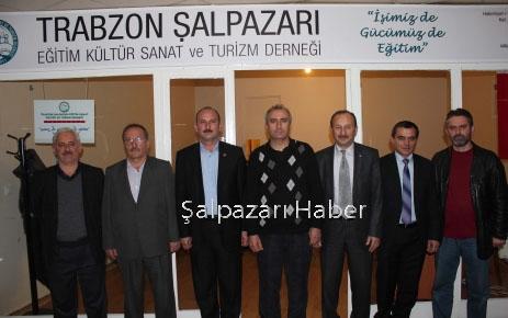 Şalpazarı Eğitim Derneği Üsküdar'da...