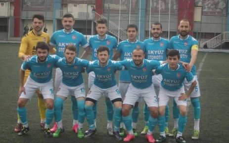 Şalpazarı Gençlikspor Akçaabat'ı 4-1'le geçti