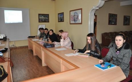 Şalpazarı Halk Eğitim Merkezi KPS Kursu açıtı.