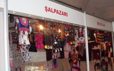 Şalpazarı her yönüyle Trabzon etkinliklerinde
