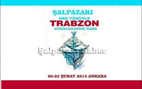 """Şalpazarı """"Her Yönüyle Trabzon"""" Etkinliklerine Hazır"""