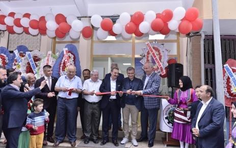 Şalpazarı İş Adamları Derneği merkezi hizmete açıldı.