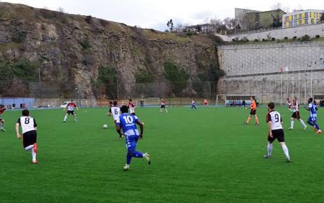 Şalpazarıspor 0- 0 Beşikdüzü spor