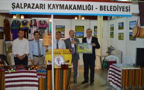 Şalpazarı Trabzon Tanıtım Günleri'nde