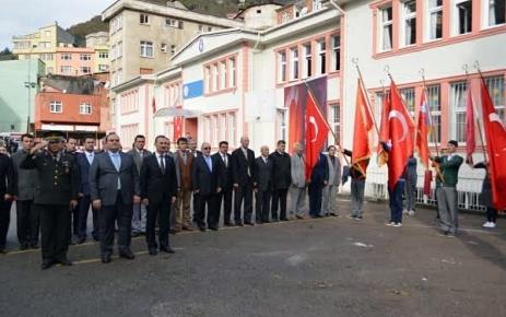 Şalpazarı'nda 10 Kasım Anma Töreni