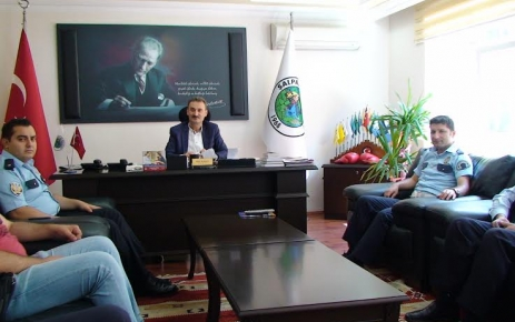 Şalpazarı'nda Trafik Sorunu Masaya Yatırıldı