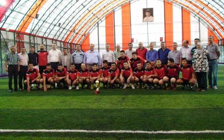 Şalpazarıspor 2015-2016 Futbol Sezonuna merhaba dedi.
