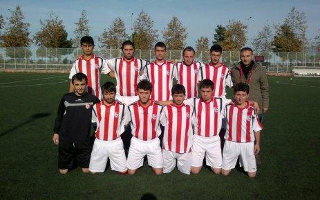 Şalpazarıspor 2-3  Karadağspor