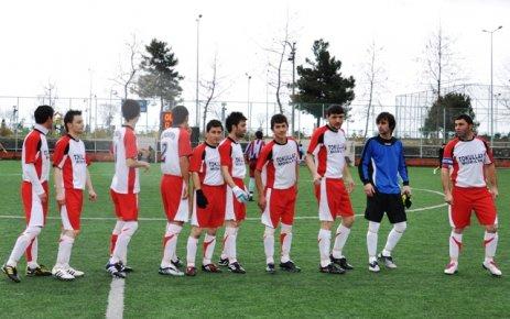 Şalpazarıspor 2 - 4 Erdoğduspor