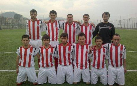 Şalpazarıspor 3- 0 Yalıspor...