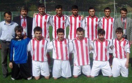 Şalpazarıspor 5-2 maglup oldu.