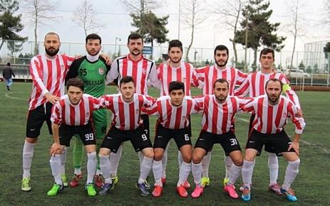 Şalpazarıspor Trabzon Tütünspor maçı 2-1 sona erdi.
