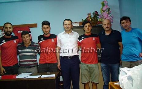 Şalpazarıspor'dan 2 Transfer.