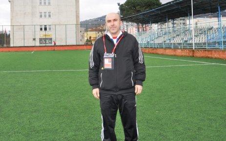 Şalpazarıspor'un hocası ayın teknik direktörü seçildi