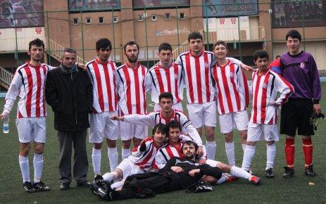 Şalpazarıspor'un Play-Off zaferi