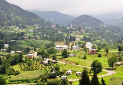 Sayvançatak köyünde cenaze