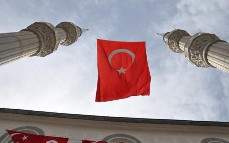 Sayvançatak Köyü Fatih Camisi'nin Çifte minarelerinin Açılışı Yapıldı.
