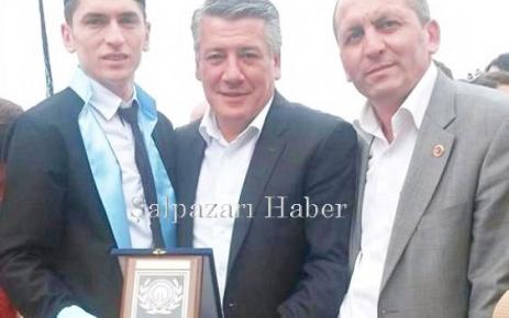 Tebrikler Çağdaş Özendi.