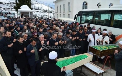 Tepeağzı'nda Çifte Cenaze