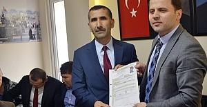 bKemal Türkmen Aday Adaylığını.../b
