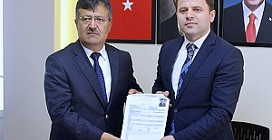 Muzaffer Türkmen aday adaylığı...