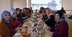 Şalpazarılı hanımlar kahvaltıda...