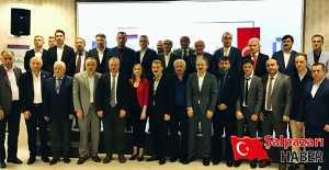 ŞALFEDde yeni başkan Ömer Karadeniz