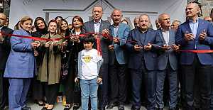Cumhurbaşkanı Erdoğan, Foleya Mountain Resort Hotelin Açılışını Yaptı