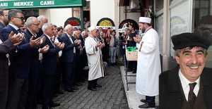 Ertuğrul Ataman ebediyete uğurladı