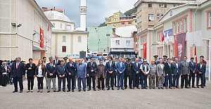 Şalpazarı'nda Gaziler Günü Kutlandı