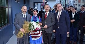 Vali İsmail Ustaoğlu Şalpazarı#039;nı...