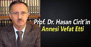 Prof.Dr. Hasan Cirit#039;in annesi...