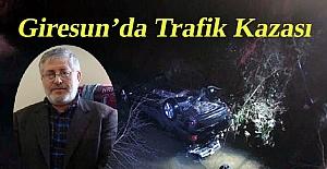 Giresun#039;da Trafik Kazası