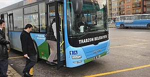 Şalpazarı#039;na otobüs müjdesi