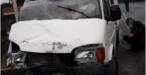 Şıhkıranı#039;nda kaza!