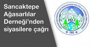 Ağasar Şalpazarlılar Sancaktepe...