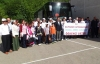 3. Çocuk ve Gençlik Festivali'ne katılacak olan öğrenciler İstanbul'a hareket etti.