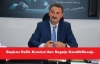 Başkan Refik Kurukız'dan Regaib Kandili mesajı.