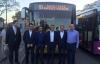 Güzeltepe ve Küplüce'ye yeni otobüs hattı