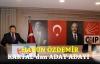 Harun Özdemir Kartaldan aday adayı...