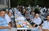 Şalpazarlılar Derneği'nin düzenlediği İftar ve Mevlit Programı yemeği yapıldı.