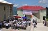 Kasımağzı Köyü Cami çevre düzenlemesi açılışı yapıldı