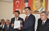 Muzaffer Türkmen Aday Adaylığı müracatını yaptı.