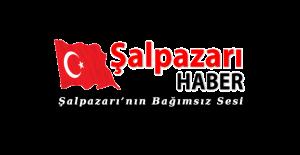Şalpazarıspor'dan Şalpazarı Haber'e plaket.